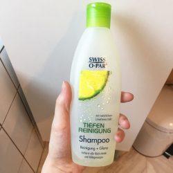 Produktbild zu SWISS O PAR Tiefenreinigung Shampoo