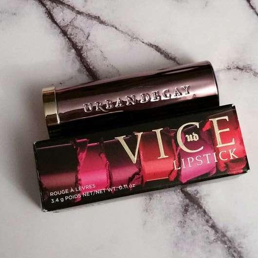 Urban Decay VICE Lipstick, Farbe: Bang (Cream Finish)