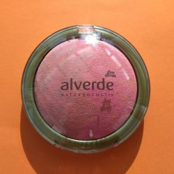 Produktbild zu alverde Naturkosmetik Gebackenes Rouge – Farbe: 10 Peachy Bronze