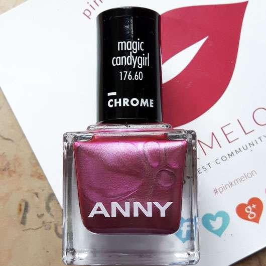 ANNY Nagellack, Farbe: magic candygirl (LE)