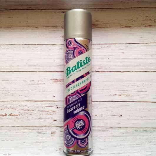 Batiste Heavenly Volume Dry Shampoo