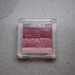 Produktbild zu Catrice Multi Matt Blush – Farbe: 020 La-Lavender