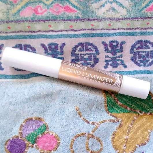 Catrice Liquid Luminizer Strobing Pen, Farbe: 020 Ready For Champagne