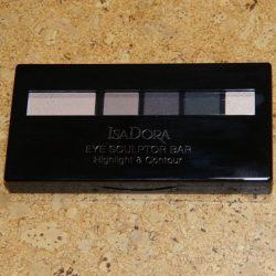 Produktbild zu IsaDora Eye Sculptor Bar Highlight & Contour – Farbe: 22 Smoky Sculpt (LE)