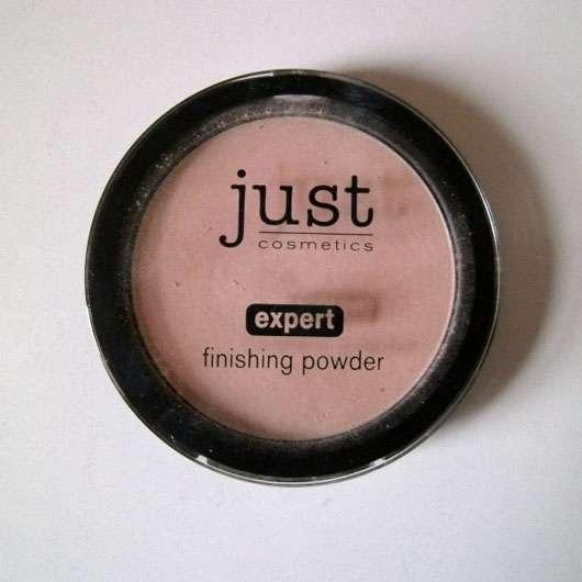just cosmetics expert finishing powder