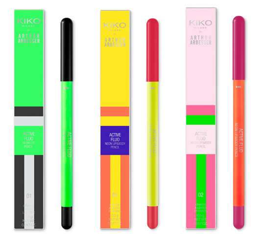 "KIKO MILANO ""Active Fluo"" Eye Pencil"