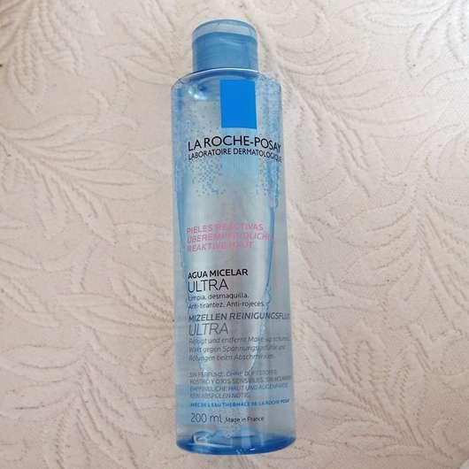 La Roche-Posay Mizellen Reinigungsfluid Ultra (für überempfindliche, reaktive Haut)