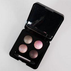 Produktbild zu LR Deluxe Artistic Quattro Eyeshadow – Farbe: 10 Delighted Nude