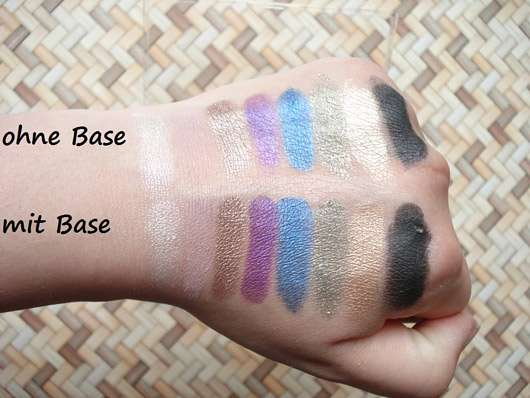 Max Factor Masterpiece Nude Palette, Farbe: Orchid Nudes - Swatches