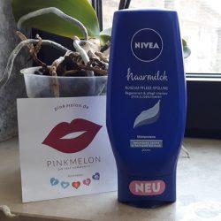 Produktbild zu NIVEA Haarmilch Rundum-Pflege-Spülung