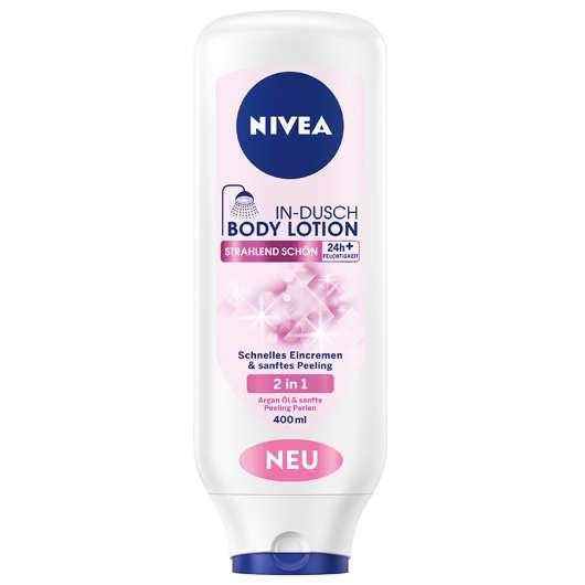 NIVEA In-Dusch Body Lotion Strahlend Schön
