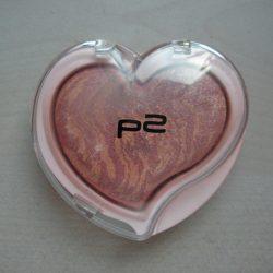 Produktbild zu p2 cosmetics cali vibes let's flush blush – Farbe: 020 barbie doll (LE)