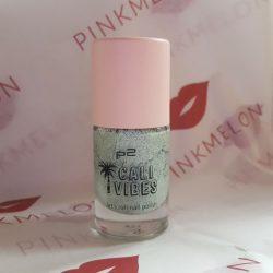 Produktbild zu p2 cosmetics cali vibes let's roll nail polish – Farbe: 020 creamy mint (LE)