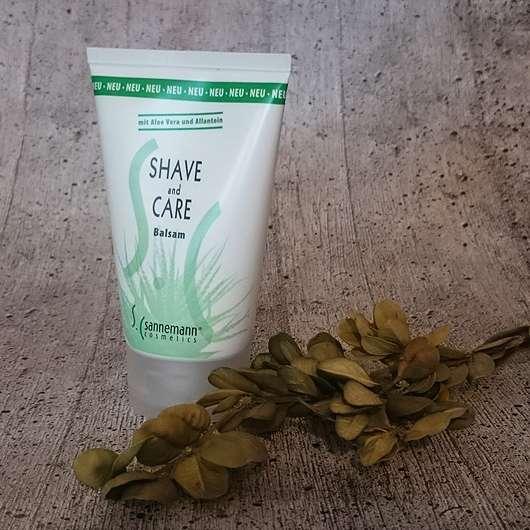 Sannemann Cosmetics Shave and Care Balsam
