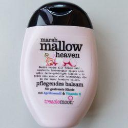 Produktbild zu treaclemoon marshmallow heaven pflegendes balsam für gestresste Hände