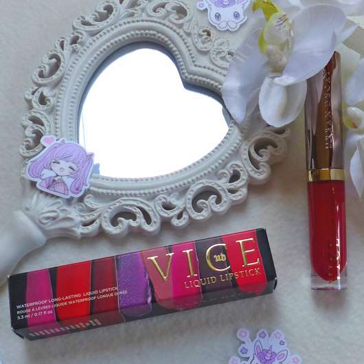 Urban Decay VICE LIQUID LIPSTICK, Farbe: 714 (Comfort Matte Finish)