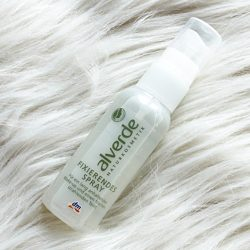 Produktbild zu alverde Naturkosmetik Fixierendes Spray