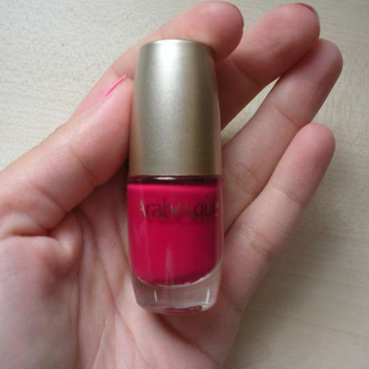 <strong>Arabesque</strong> Nagellack - Farbe: 88 Himbeerrot