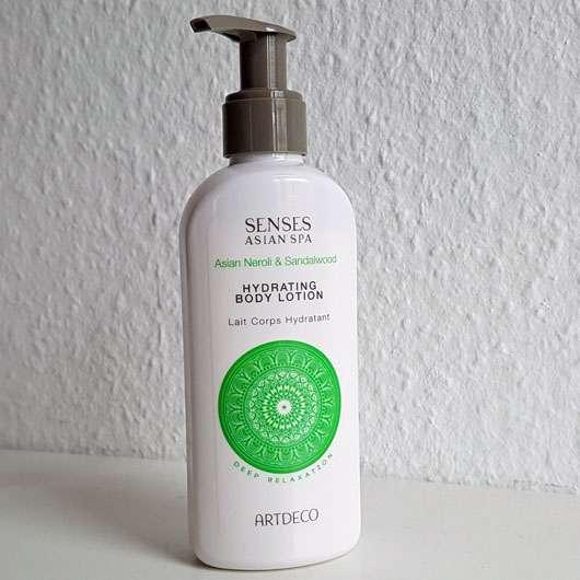 ARTDECO SENSES ASIAN SPA Deep Relaxation Hydrating Body Lotion