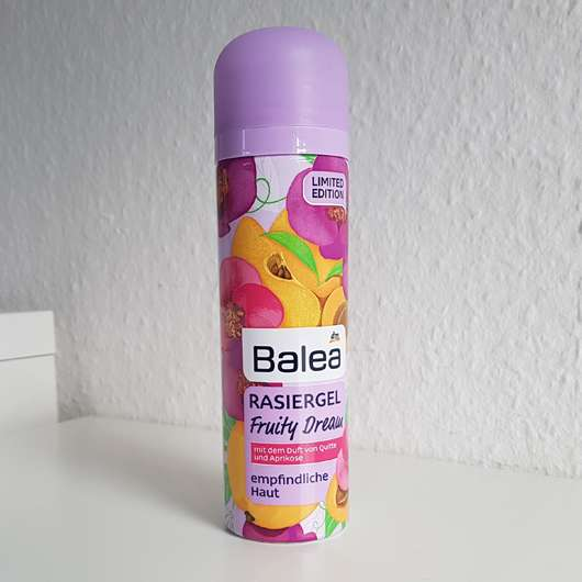 Balea Rasiergel Fruity Dream (LE)