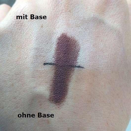 Catrice Eye'Matic Eyepowder Pen, Farbe: 070 Aubergenius - Swatch