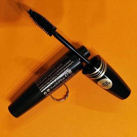 Catrice Prêt-à-Volume Smokey Mascara, Farbe: 010 Velvet Black - Flakon geöffnet