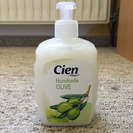<strong>Cien</strong> Handseife Olive