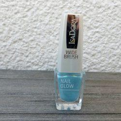 Produktbild zu IsaDora Nail Glow – Farbe: 843 Aqua Glow (LE)