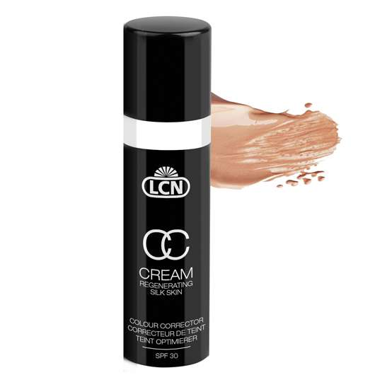 LCN CC Cream Regenerating Silk Skin