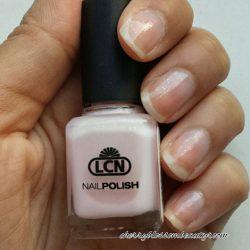 Produktbild zu LCN Nail Polish – Farbe: my wedding day (LE)