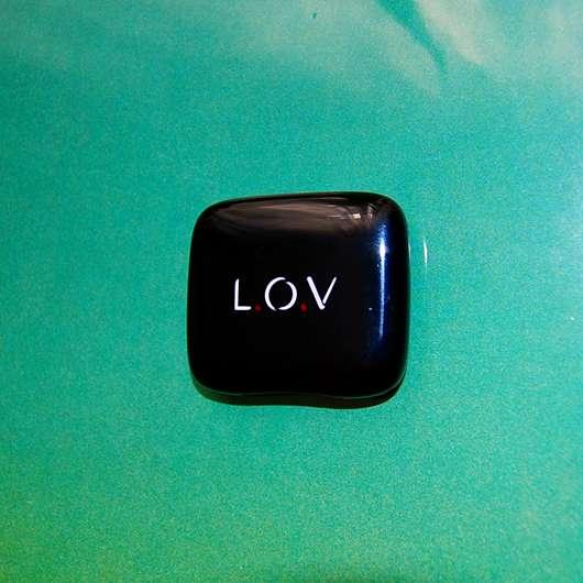 L.O.V Unexpected Eyeshadow Metallic, Farbe: 360 Lagoon Escape