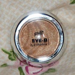 Produktbild zu p2 cosmetics eye-D eye shadow – Farbe: 020