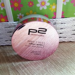 Produktbild zu p2 cosmetics perfect face refine + prime all-over loose powder