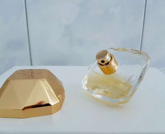 Paco Rabanne Lady Million Eau de Parfum - Flakon geöffnet
