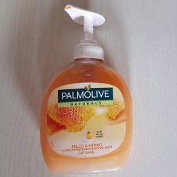 Produktbild zu Palmolive Naturals Milch & Honig Flüssigseife