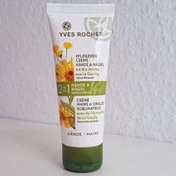 Produktbild zu Yves Rocher Schöne Hände 2in1 Creme Hände & Nägel