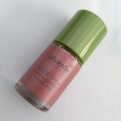 Produktbild zu alverde Naturkosmetik Rouge & Tint Highlighter – Farbe: Vintage Pink