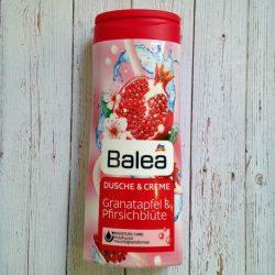 Produktbild zu Balea Dusche & Creme Granatapfel & Pfirsichblüte
