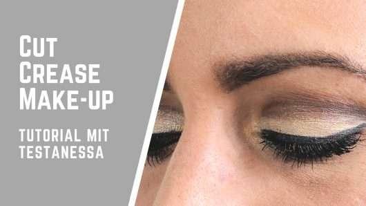 Contouring fürs Auge: Cut Crease Make-up