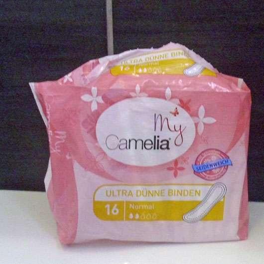 Camelia Ultra Dünne Binden - Verpackung