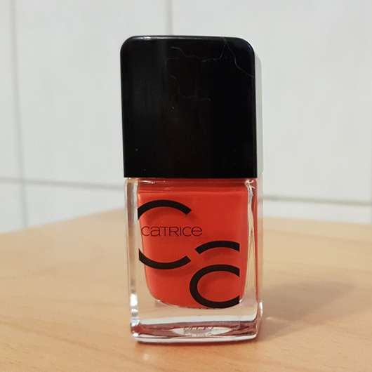 Catrice ICONails Gel Lacquer, Farbe: 06 Nails On Fire
