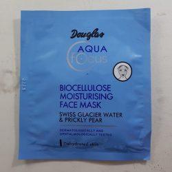 Produktbild zu Douglas Aqua Focus Biocellulose Moisturising Face Mask