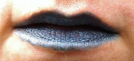 test lippenstift essence metal shock lipstick farbe 06 stargazer testbericht von kiarachan. Black Bedroom Furniture Sets. Home Design Ideas
