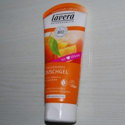 Produktbild zu lavera Naturkosmetik Vitalisierendes Duschgel mit Bio-Orange & Bio-Sanddorn