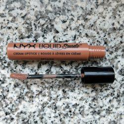 Produktbild zu NYX Liquid Suede Cream Lipstick – Farbe: 07 Sandstorm