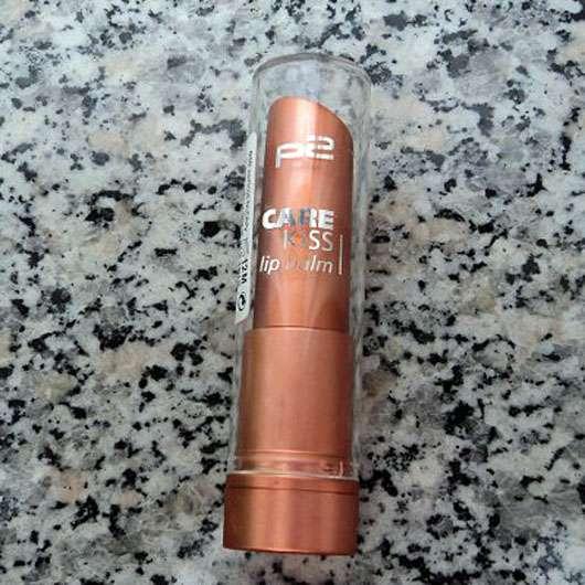 p2 care kiss lip balm, Farbe: 101 apricot bubbly