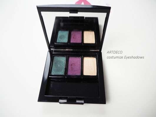 ARTDECO individuell befüllbare Eyeshadow-Box geöffnet
