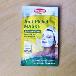 Produktbild zu Schaebens Anti-Pickel Maske