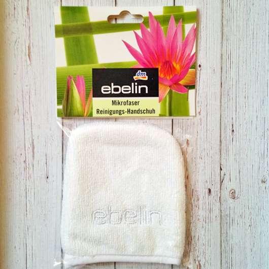 <strong>ebelin</strong> Mikrofaser Reinigungs-Handschuh