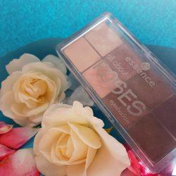 Produktbild zu essence all about roses eyeshadow palette
